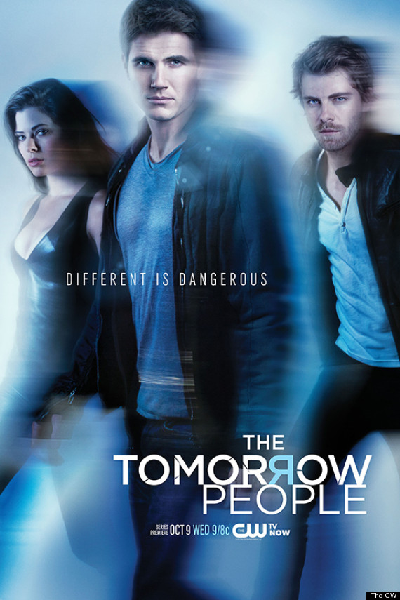 'The Tomorrow People,' 'The Originals' And 'Reign': The CW ...