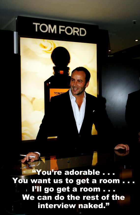 Tom Ford Needs A Reality Check, According To These Tom Ford ...