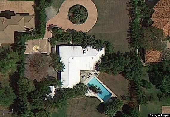 oj simpson house