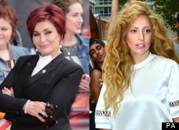 Sharon And Gaga Set For Live Showdown