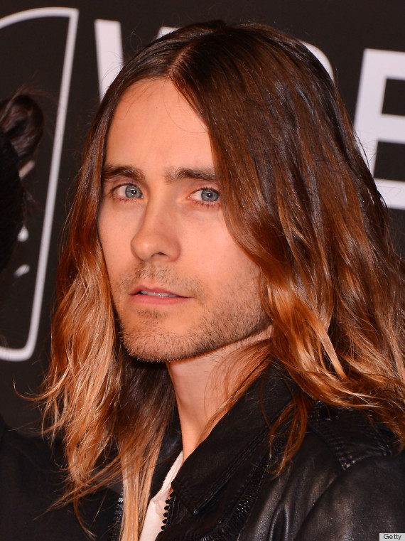 The Secrets Behind Jared Leto S 2013 Vma Ombre Hairstyle