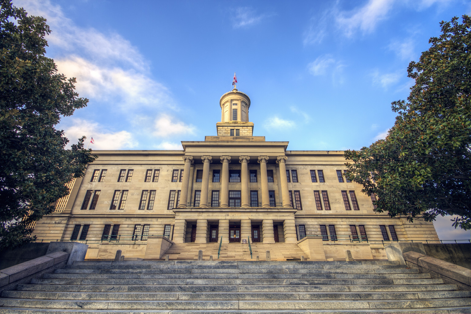 Tennessee State Capitol Tours - NowPlayingNashville.com  |Tennessee State Capital