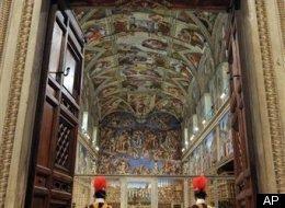 Sistine chapel ceiling essay