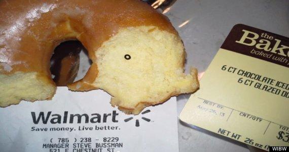 walmart donuts metal