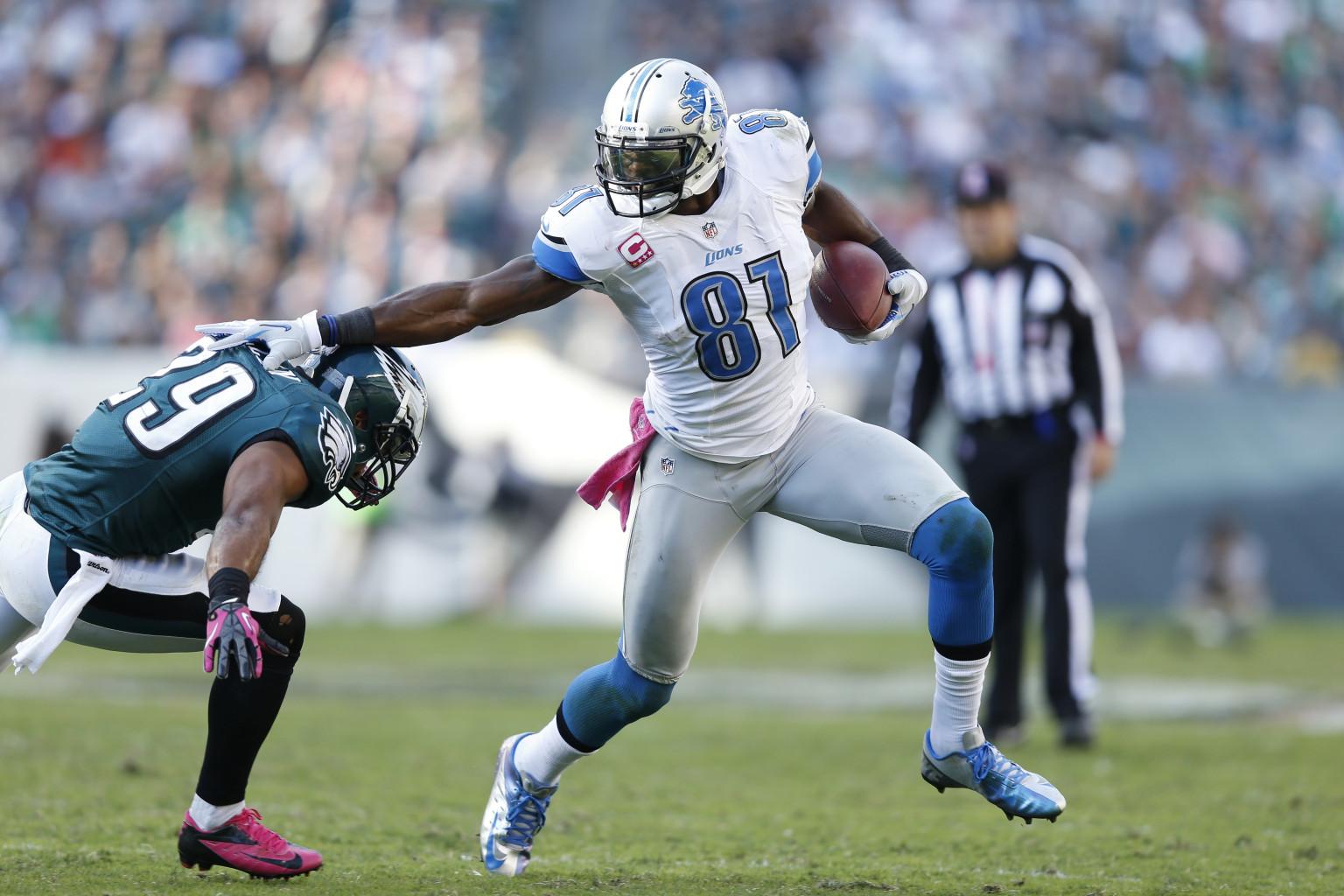 fantasy football wide receiver rankings  calvin johnson