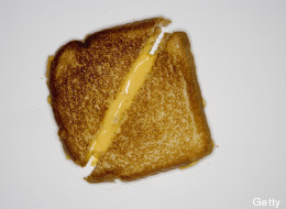 A Mathematical Formula For The Perfect Grilled Cheese