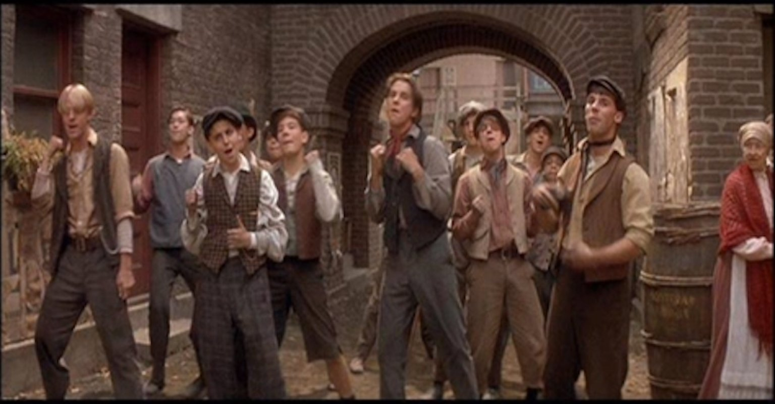 Marty Belafsky Wallpapers Newsies Cast Where Are The Actors From The Disney Movie Today