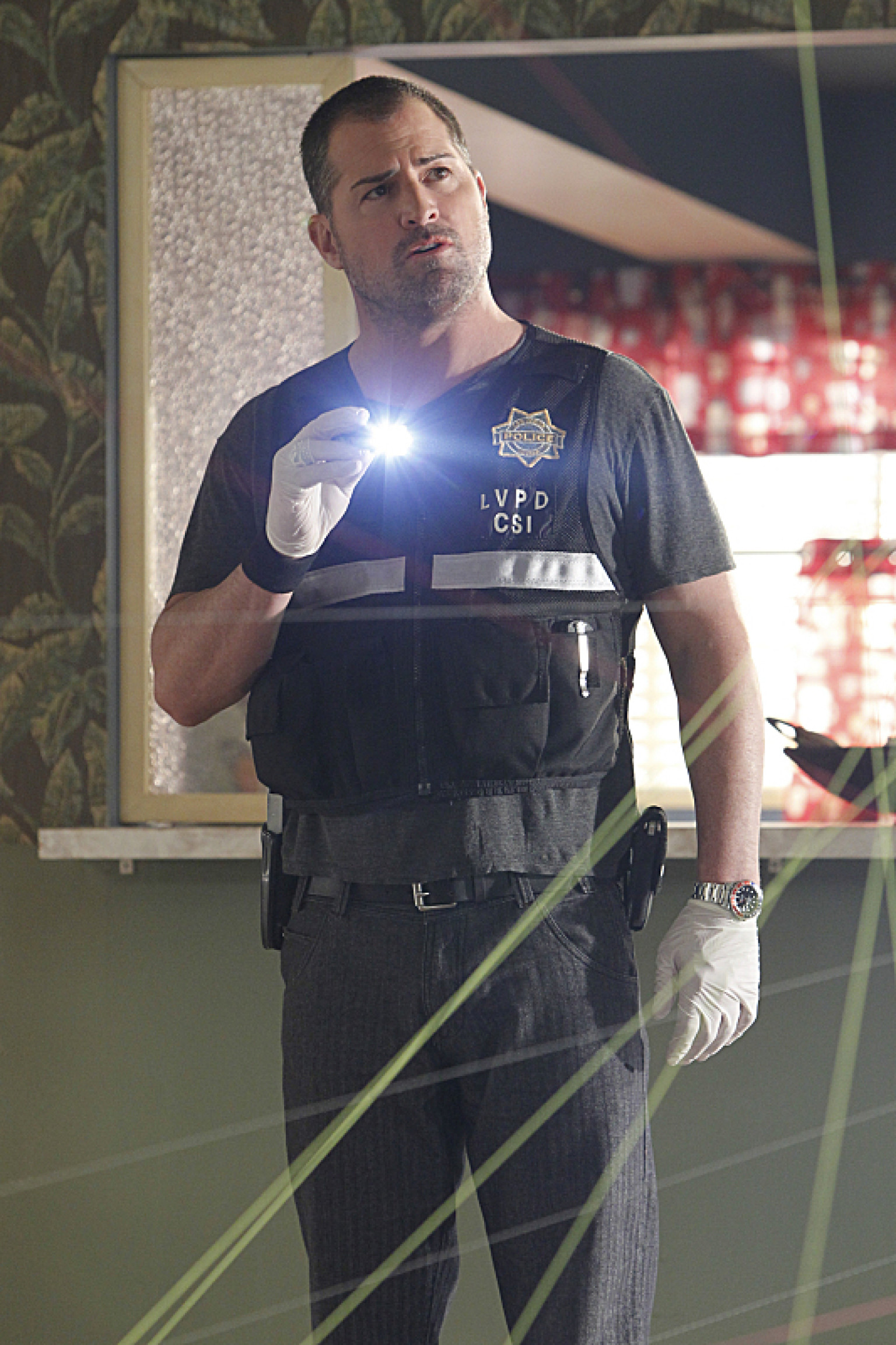 Csi Season 14 George Eads Taking Leave Of Absence After