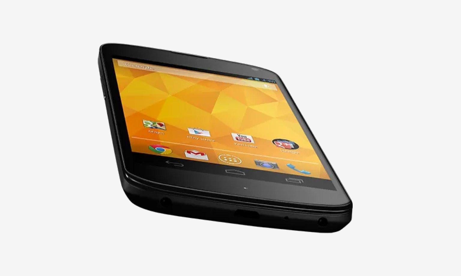 Google Nexus 4 Smartphone Cut To £159 In UK (PICTURES ...
