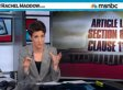 Rachel Maddow Calls For Congress To Debate Syria Before Attack (VIDEO)