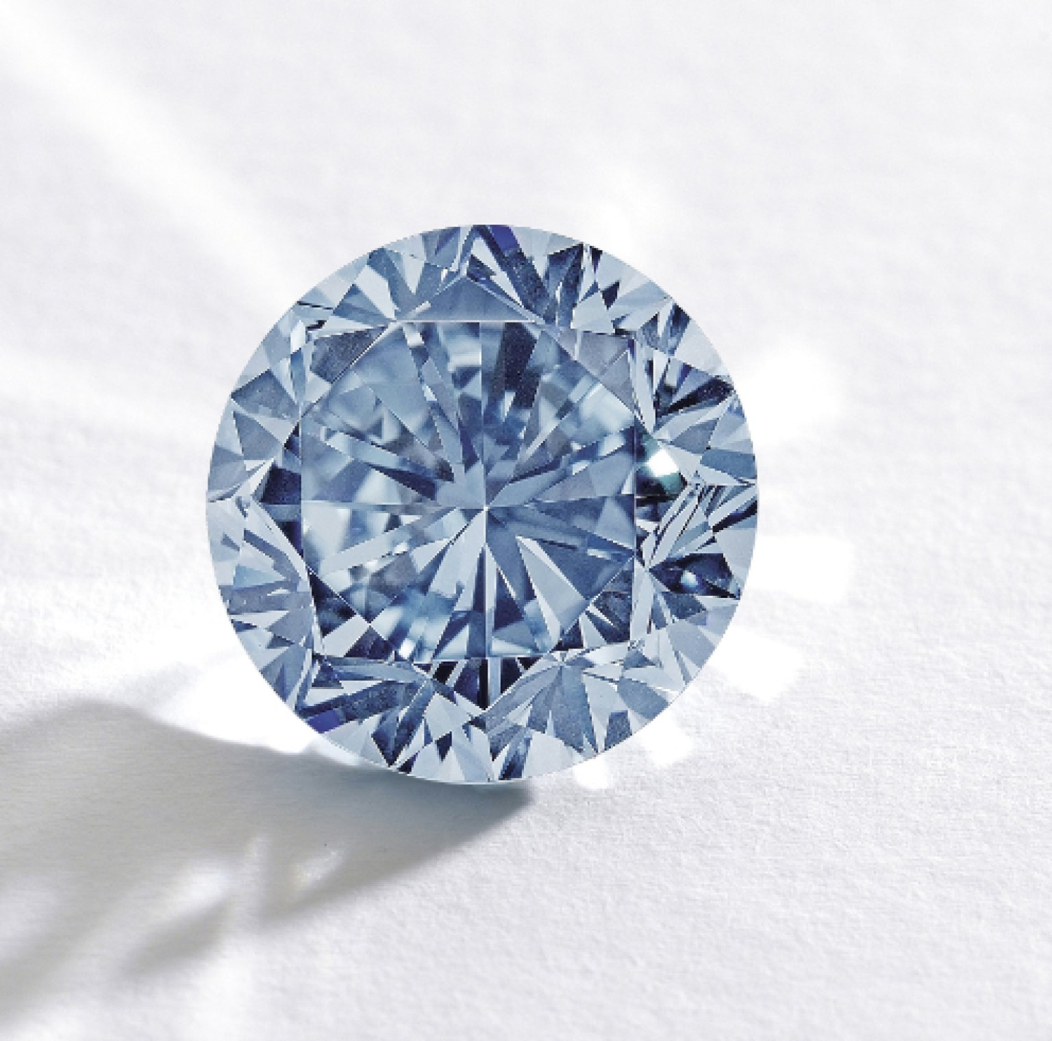 World S Biggest Fancy Vivid Blue Diamond Expected To Fetch