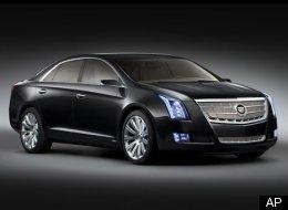 Cadillac Hybrid  unveils plug-in hybrid luxury concept car