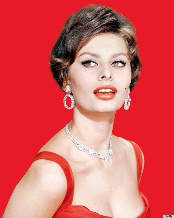 Sophia Loren, Brigitte Bardot And More Celebrities Who ...