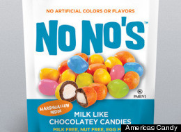 No No's: A New Kind Of M&M
