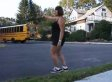 Mom's Back-To-School Dance To 'Bye Bye Bye' Is The Perfect Farewell (VIDEO)