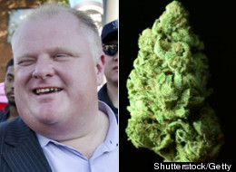 rob ford marijuana