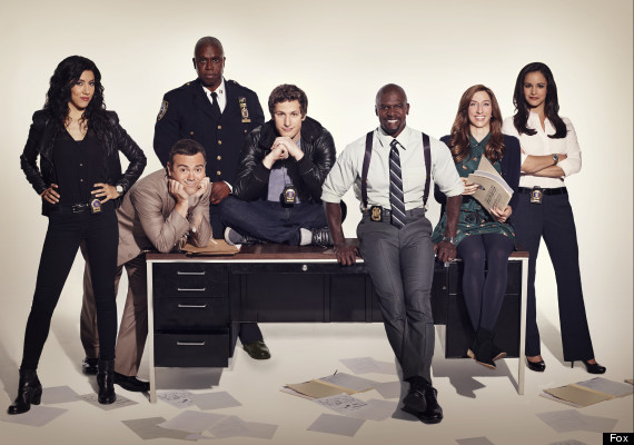 brooklyn nine nine cast