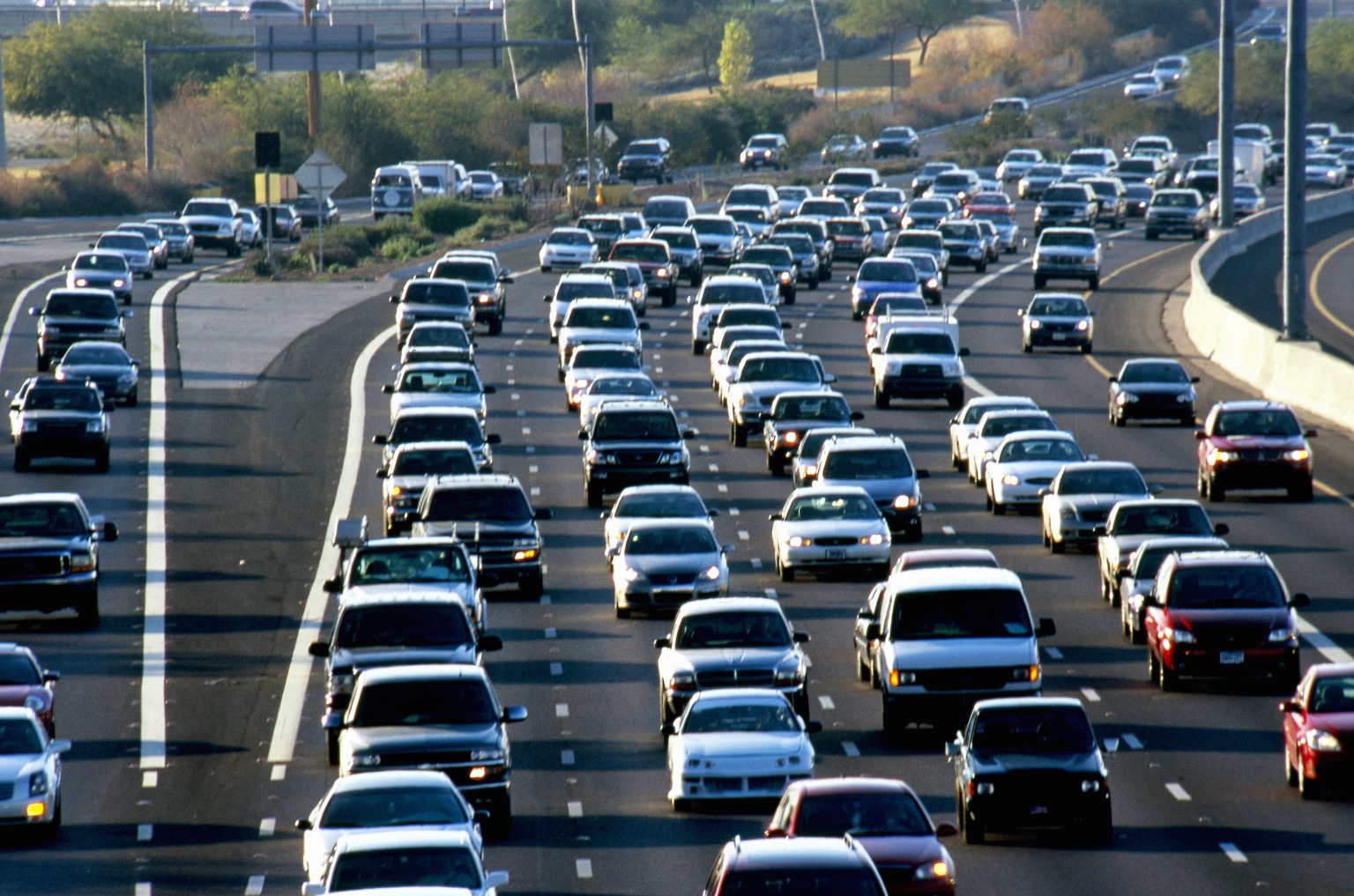 Welcome to the Exciting World of Traffic Study | HuffPost