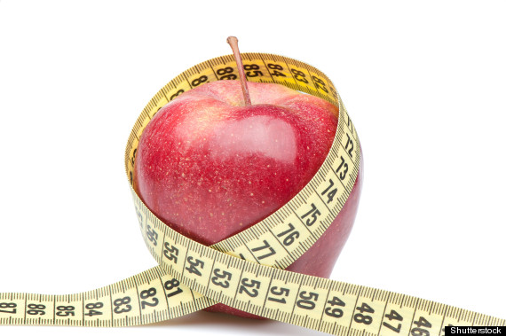 apple body image