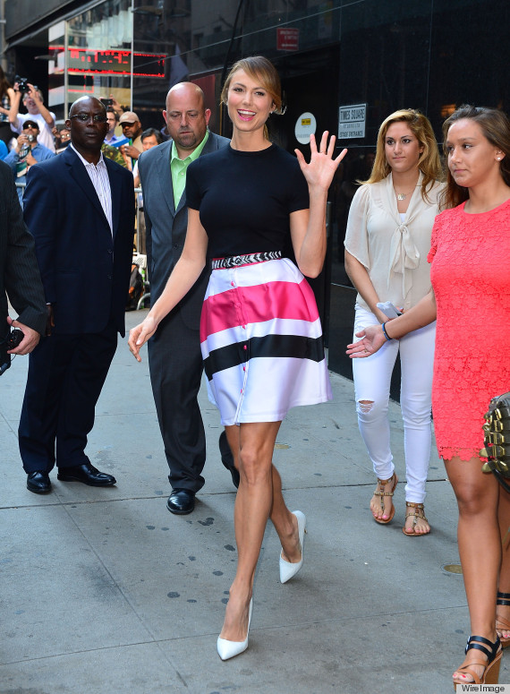 Why A-Line Skirts Look Good On Every Woman | The Huffington Post
