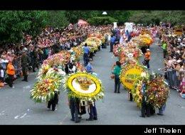 The Flower Capital of Latin America