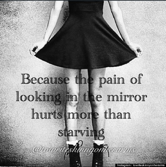 Thinspo Pro Ana Quotes. QuotesGram