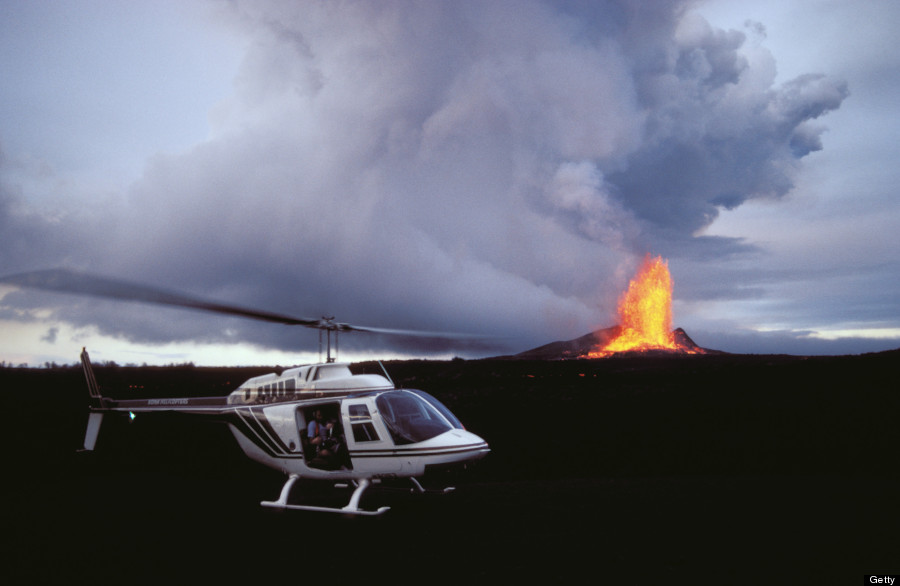 volcano hawaii helicopter