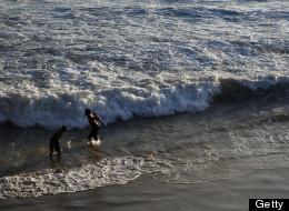 pacific ocean  Pacific Ocean Temperatures