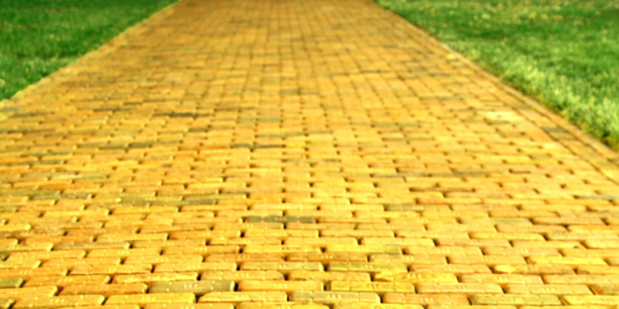 Wizard Of Oz Yellow Brick Road Life Lessons From 'The...