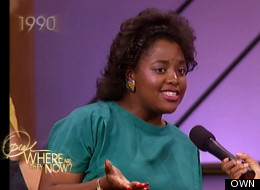 WATCH: Recognize This 'Oprah Show' Audience Member?