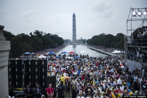march on washington2013