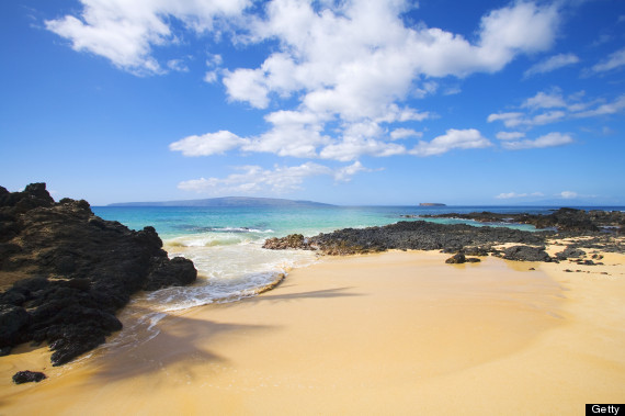 secret beach hawaii