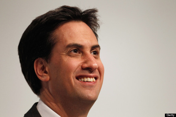 ed miliband smile