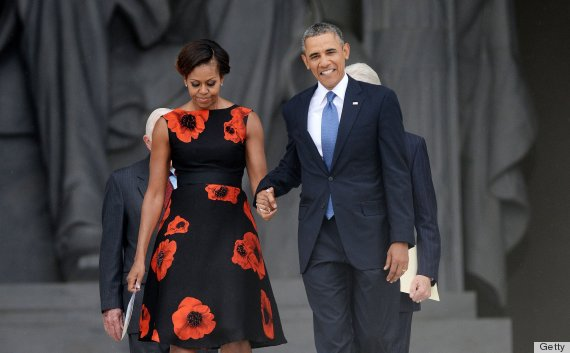 Michelle Obama Dress Designer