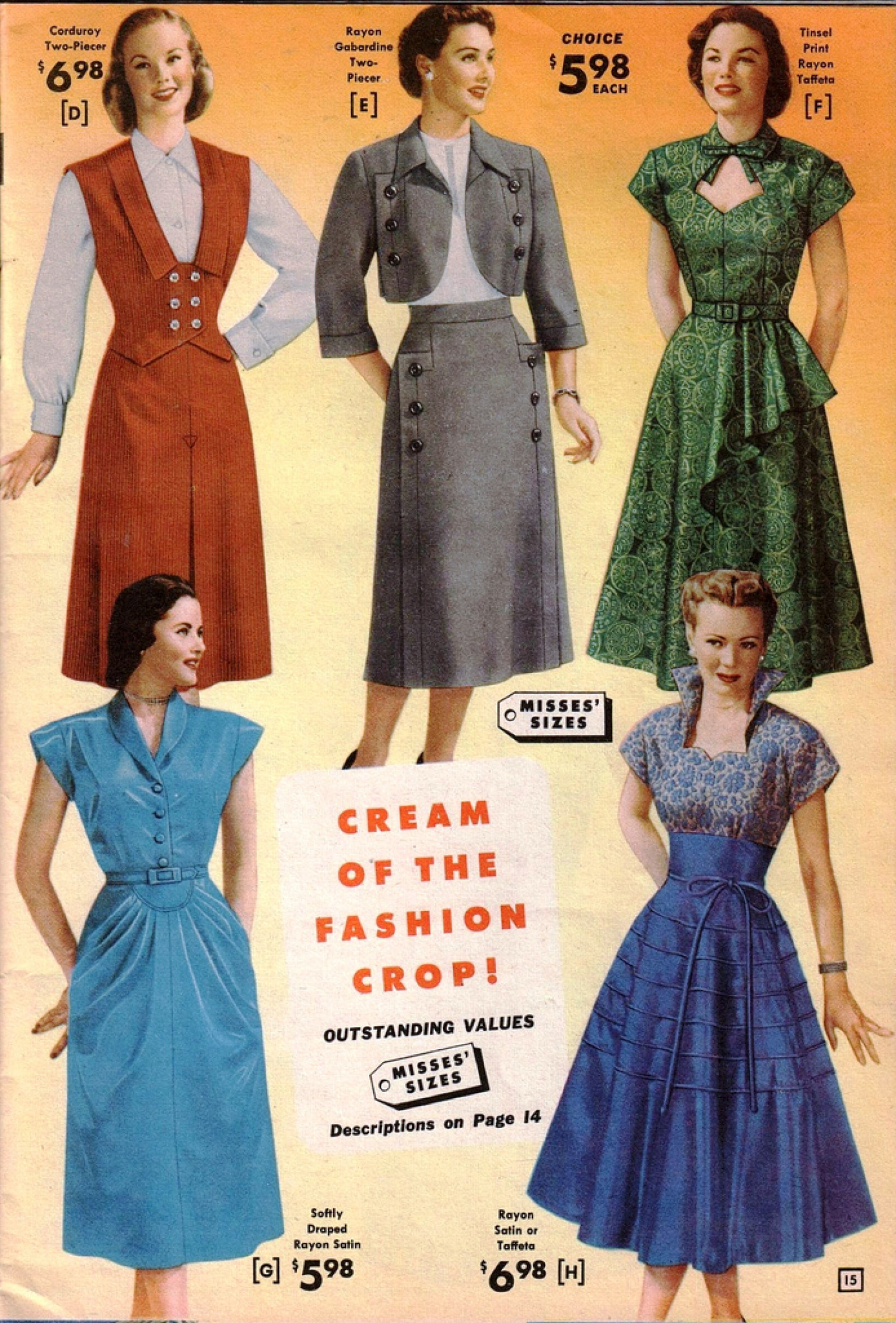 7 ways your grandmother dressed better than you