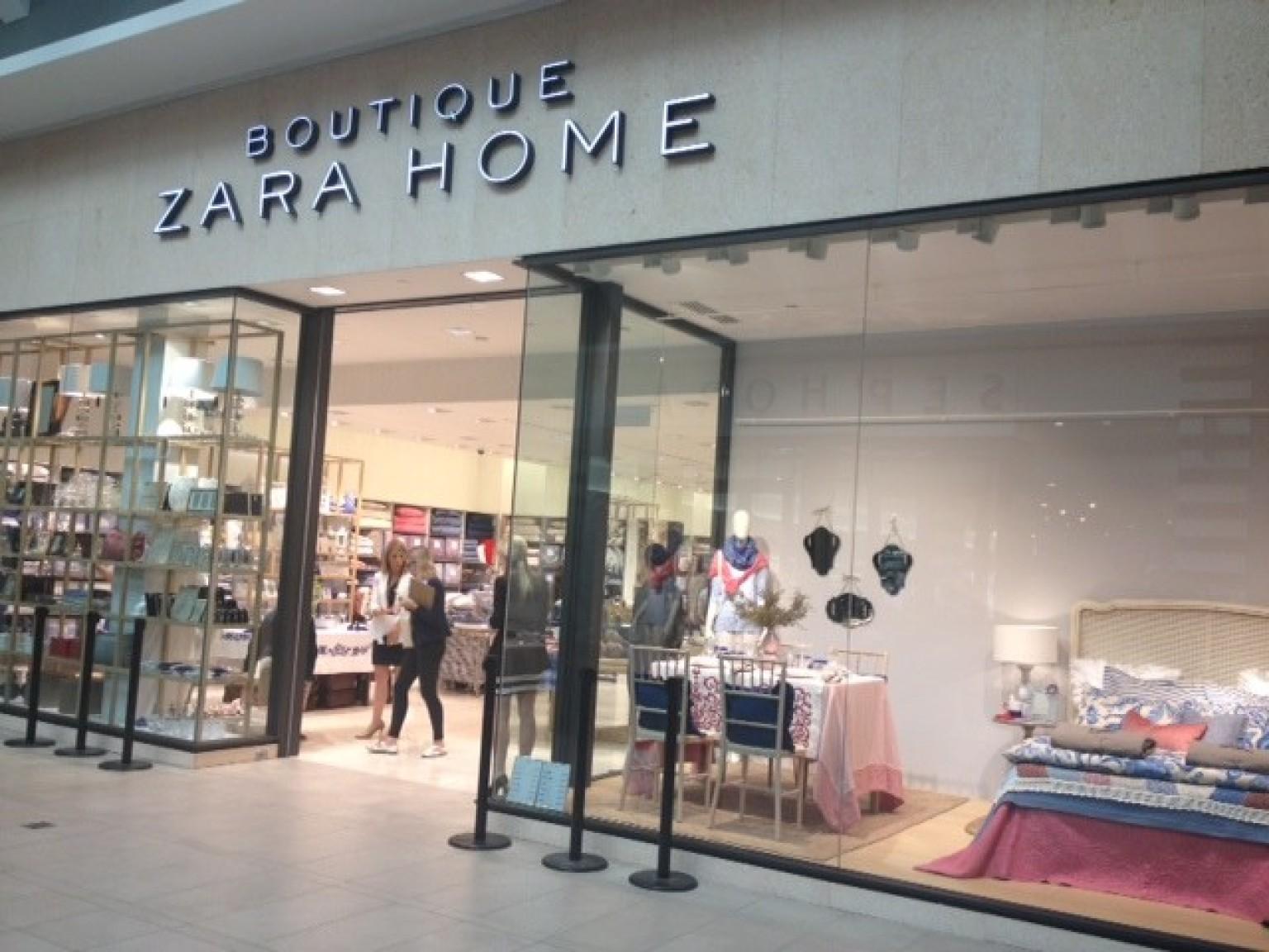 La boutique zara home du carrefour laval est ouverte - Zara home france magasins ...