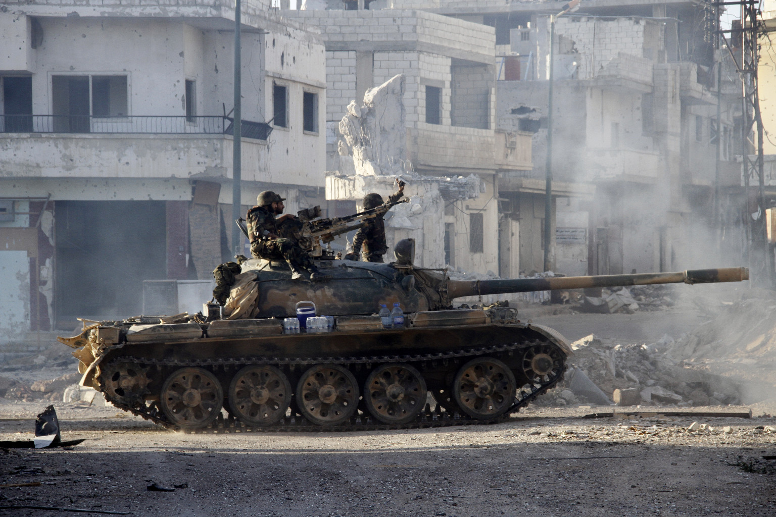 Syria S Army What The West Will Face In Case Of Intervention Huffpost