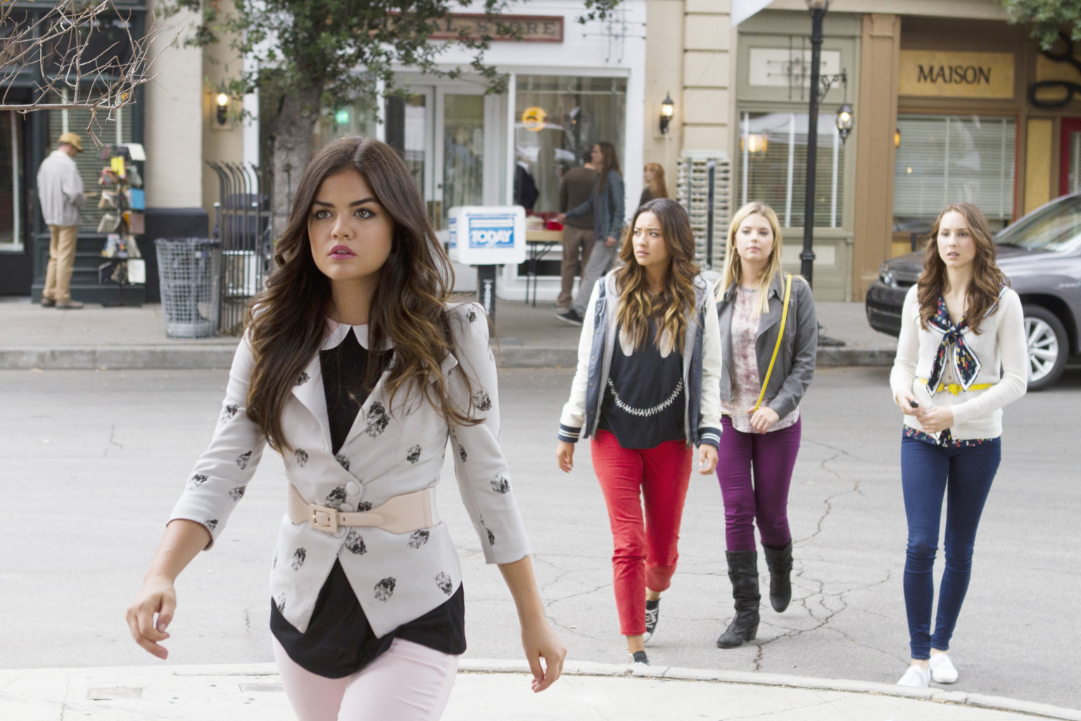 'Pretty Little Liars' Summer Finale Is Most-Tweeted TV ...
