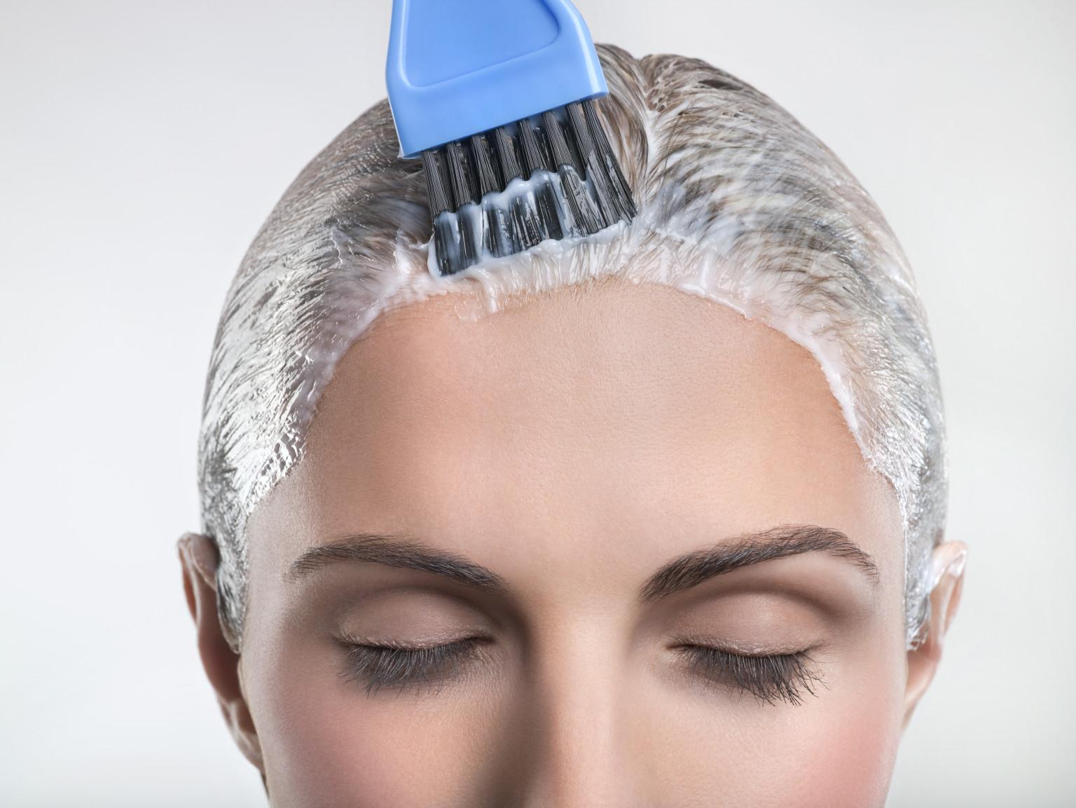 После окрашивания волос когда можно наносить маску