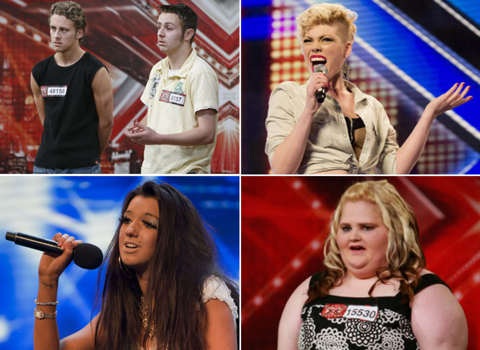 'X Factor': 30 Of The Worst Auditions Ever (VIDEO)