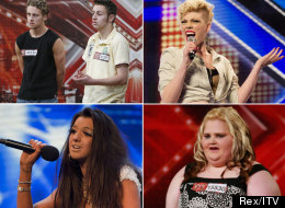 x factor auditions best worst