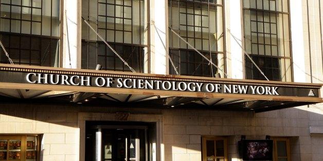 Church of Scientology Celebrity Center - Religious ...