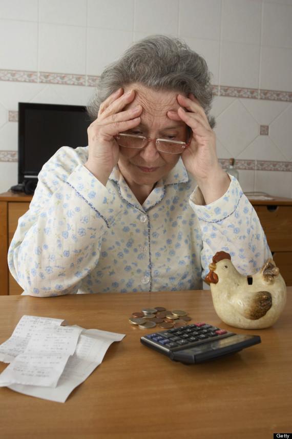 money worried