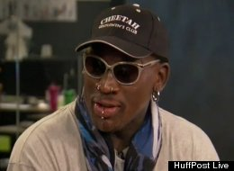 WATCH: Dennis Rodman: About 50% Of WNBA Players Are Lesbians