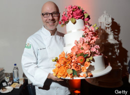 Expert Reveals How To DIY Your Wedding Cake