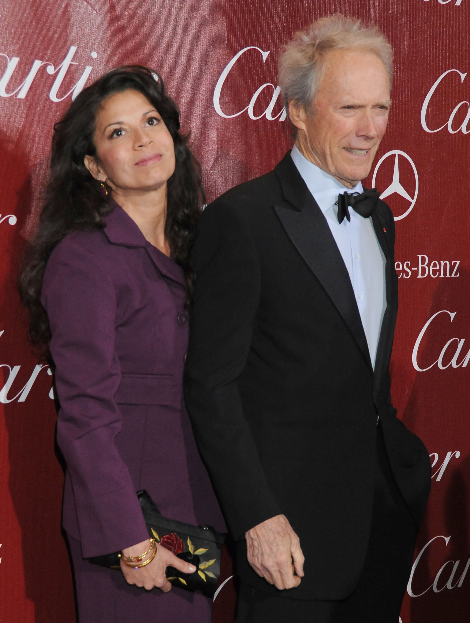 clint eastwood wife dina eastwood separate after 17 years