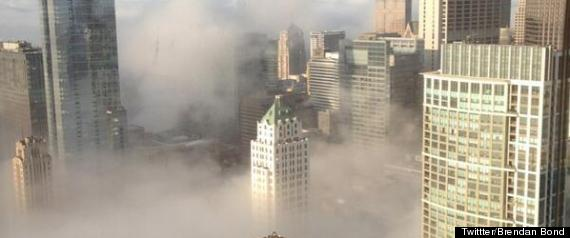 chicago fog photos