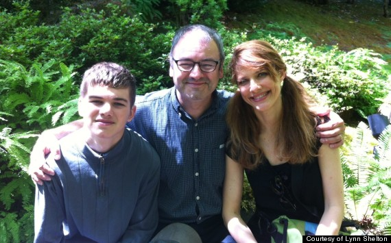 lynn shelton family