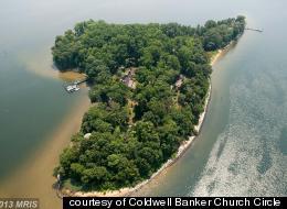 LOOK: Stunning Private Island Has Unusual History