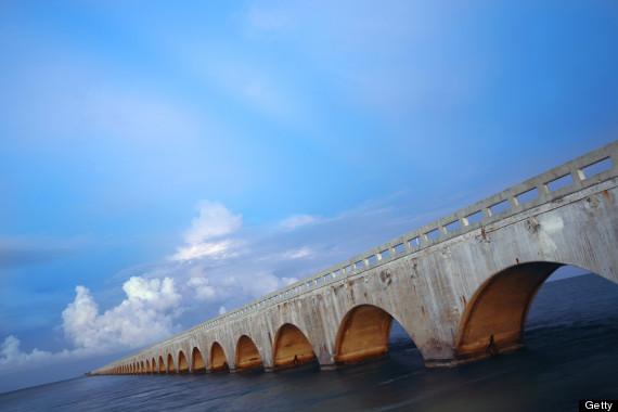 never ending bridge